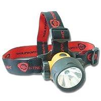 Linterna frontal multiusos LED Trident Super-Bright Streamlight 61050, amarillo - 80 lúmenes