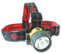 Streamlight 61050 Trident Super-bright Led Multi-purpose Headlamp, Yellow