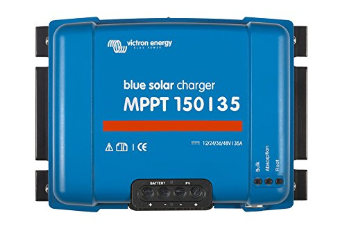 Victron BlueSolar 150/35 MPPT Charge Controller - 35 Amps / 150 Volts by Victron