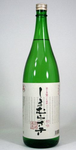 高崎酒造 種子島紫芋焼酎 しまむらさき 1800ml