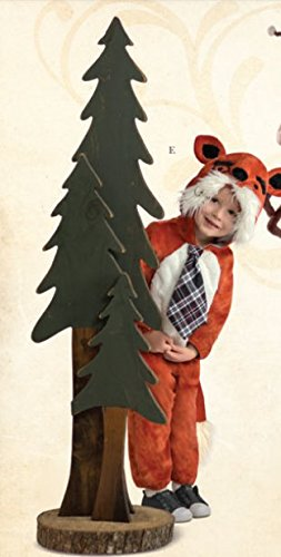 Princess Paradise Quick the Fox Costume, 18 Months - 2T