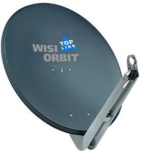 wisi oa85h satellitensch ssel mit halterung super bild alles gut. Black Bedroom Furniture Sets. Home Design Ideas