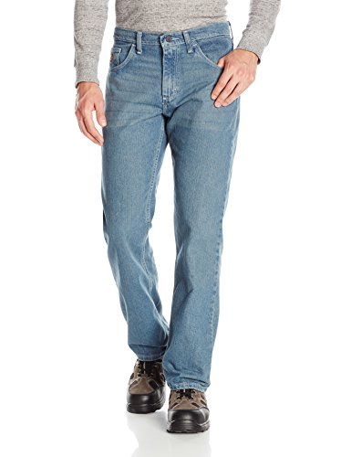 Wrangler Men's 20x Flame Resistant Cool Vantage Boot Cut Jean, Vintage, 40x32