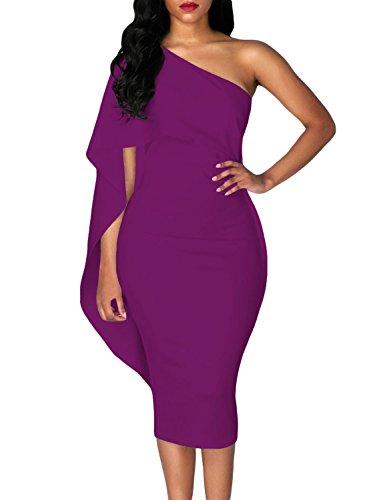 Purple Party Dresses - 1
