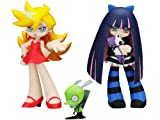 Good Smile Panty & Stocking with Garterbelt: Twin Pack+ Panty & Stocking with Chuck