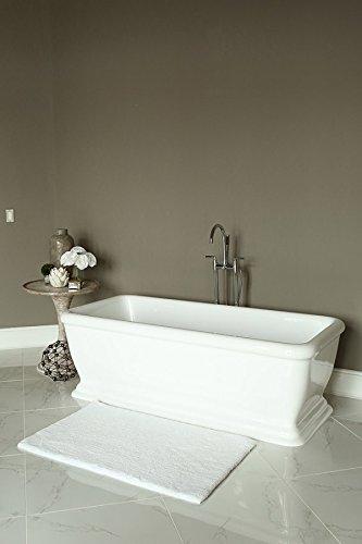 Signature Bath LPISPI-FS Spirit Freestanding Bathtub, 69