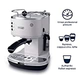 De'Longhi ECO310W Espresso Maker,White