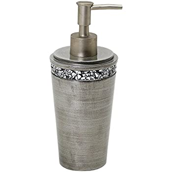 Top Amazon.com: Zenna Home, India Ink Altair Lotion or Soap Dispenser  HB42