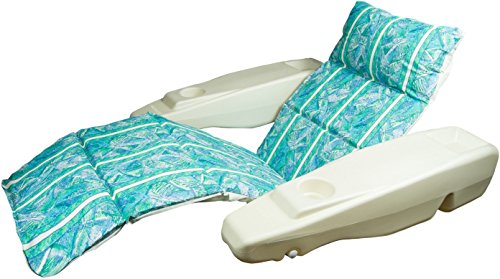 Poolmaster Abstract Adjustable Floating Chaise
