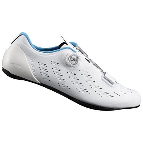 Scarpe Shimano Rp9 Sh-rp901sw Bianco Taglia 44,5 (scarpe Fuori))