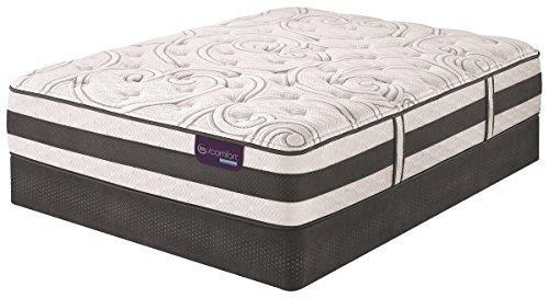 Serta iComfort Hybrid Applause II King Plush Mattress & Box Spring ()