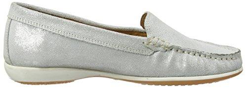 Silver Loafers Lotus Conforti WoMen Silver IB8wnaUgqx