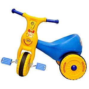Toyshine Ducky Baby Tricycle Ride-on...
