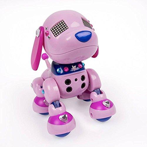 Exclusive Zoomer Zuppies Interactive Puppy - Gemma Zoomer Car