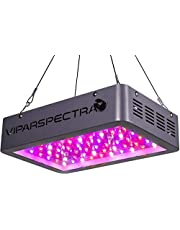 VIPARSPECTRA Newest Dimmable 600W LED Grow Light, Dual Chips Full Spectrum LED Grow Lamp for Hydroponic Indoor Plants Veg and Flower(10W LEDs 60Pcs)