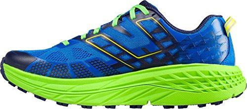 Hoka One One Speedgoat 2 Schuhe, blau/grün