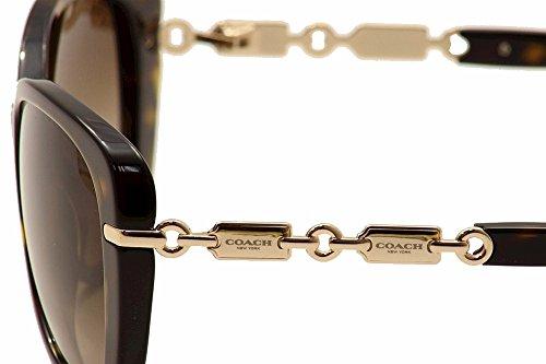 ef7889f384 Coach 8131 5281 13 Tortoise Brown Sunglasses 58mm - Buy Online in ...