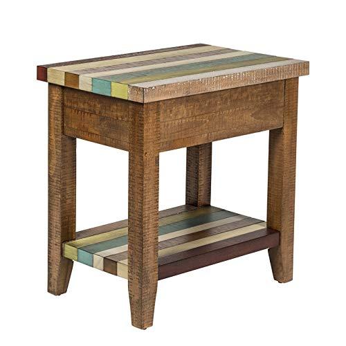 Liberty Furniture 174-OT1021 Boho Loft Occasional Chairside Table