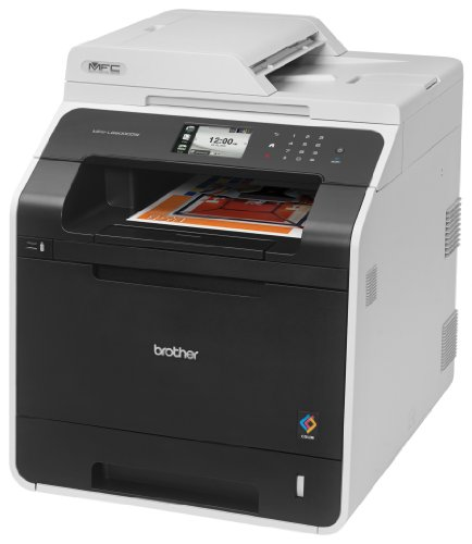 Brother Printer MFCL8600CDW Wireless Color Printer with Scanner, Copier and Fax, Amazon Dash Replenishment Enabled by Brother (Image #1)