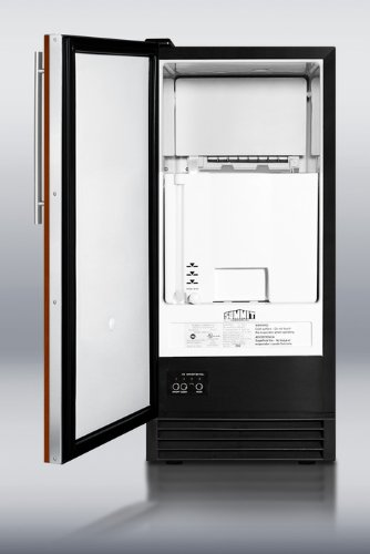 Summit BIM44GIF General and Commercial Purpose Icemaker, ()