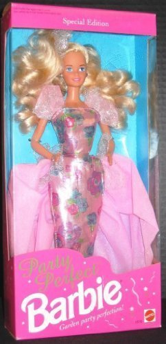 party-perfect-barbie-doll-1992-edition-mattel-1876-sepcial-edition