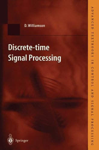 Discrete-time Signal Processing (Advanced Textbooks in Control and Signal Processing)