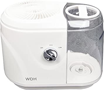 Opinión sobre Aktobis Humidificador WDH-SA6501 (150 ml/h para agua caliza)