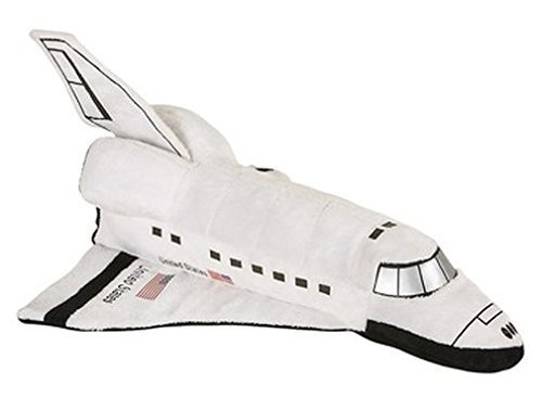 14 Space Shuttle Plush Stuffed Toy by Adventure Planet RIN