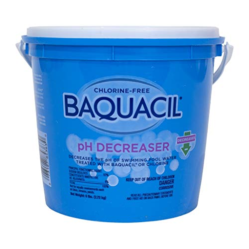 Baquacil 84363 pH Decreaser Swimming Pool Chemical, Balancers, Clear ()