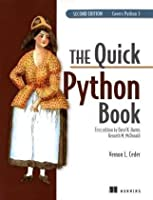 The Quick Python Book, 2nd Edition Front Cover