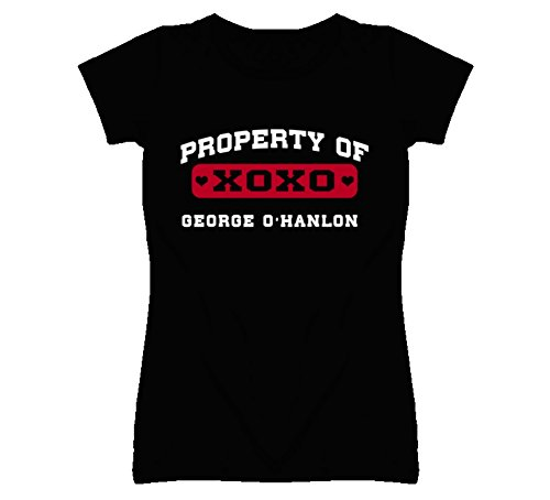 George O'Hanlon Estate of I Love T Shirt S Black