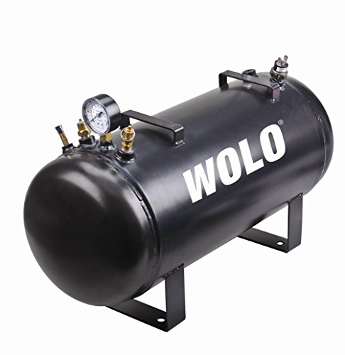 Wolo (860-RT) Air Rage 5 Gallon Capacity  Tank