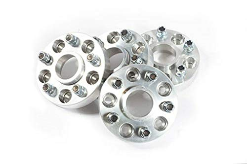 Proper Spec Land Rover Discovery 2 Range P38 Alloy Wheel Spacers 30mm Set of 4 TF302 New