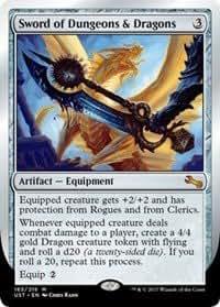 Sword of Dungeons & Dragons - Unstable