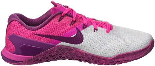 Sneaker Nike Rosa Metcon pure Wmns tea 3 Mortal Donna 005 rosa Platinum Berry Xw66qtax