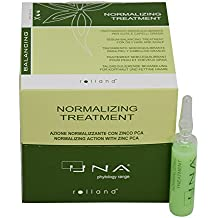 Rolland UNA Normalizing Treatment for Oily Scalp 12 Applications