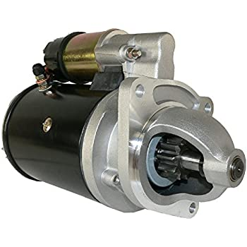 amazon com starter for ford  u0026 new holland gas tractor 4 post starter solenoid wiring diagram