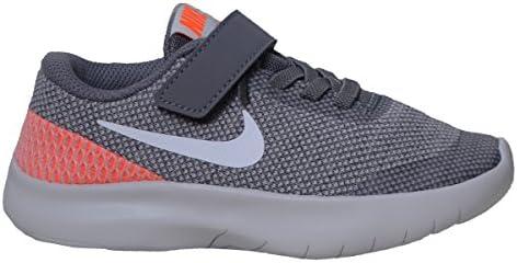 Nike Flex Experience RN 7 (PSV) Kinder Freizeitschuhe Grau, Schuhgröße:31.5