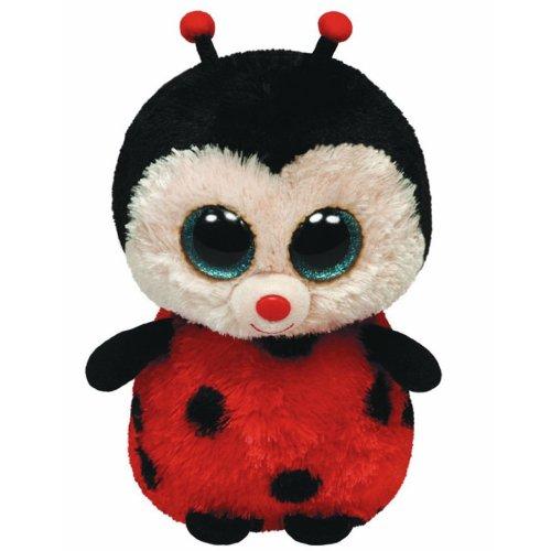 Ty Beanie Boos Bugsy - Ladybug 6 inch