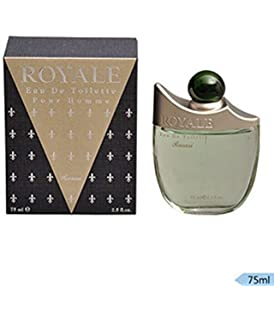 Royale Blue Eau De Perfume For Men By Rasasi 75 Ml Amazoncouk