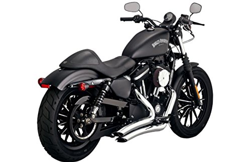 Vance And Hines Big Radius 2 Into 2 - 6