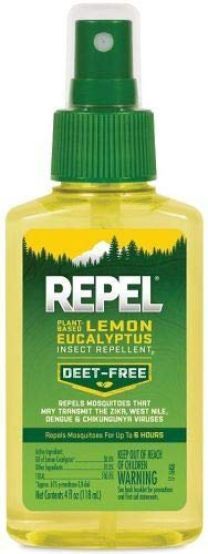 Repel 371652 Lemon Eucalyptus Pump 4 Oz, Pack of 1 ()