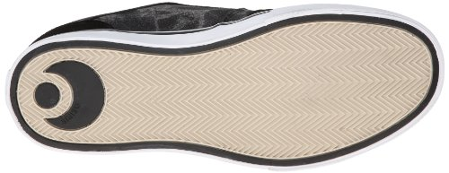 Shoe Osiris Decay Negro-Cream-Blanco (Eu 40.5 / Us 8 , Negro)