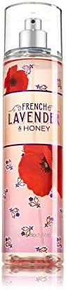 Bath & Body Works French Lavender & Honey Fine Fragrance Mist 8 oz/236 mL