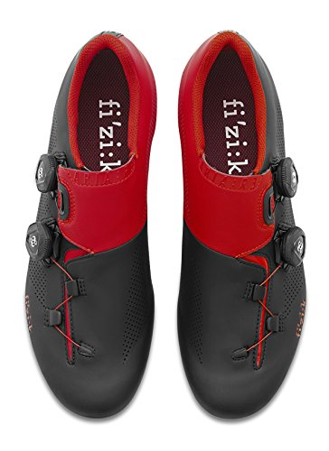 Zapatos Fizik Black red R3 Aria TCwCBfEnSq