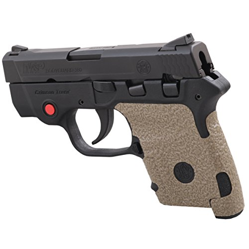 TALON Grips for Smith & Wesson Bodyguard .380 (Rubber-Moss)