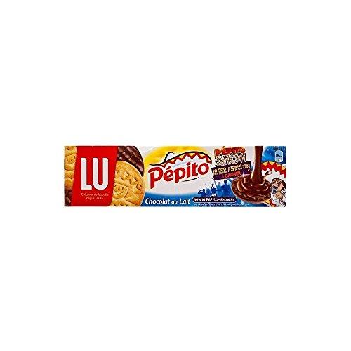 Lu Pepito Milk Chocolate Biscuits (200g) – Pack of 6