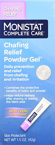 Monistat Soothing Care Chafing Relief Powder-Gel, 1.5-Ounce Tube