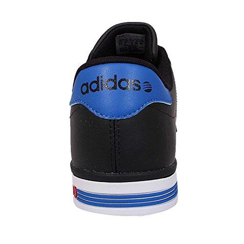 Adidas - Daily Team - F76621 - Couleur: Bleu-Noir-Rouge - Pointure: 46.0