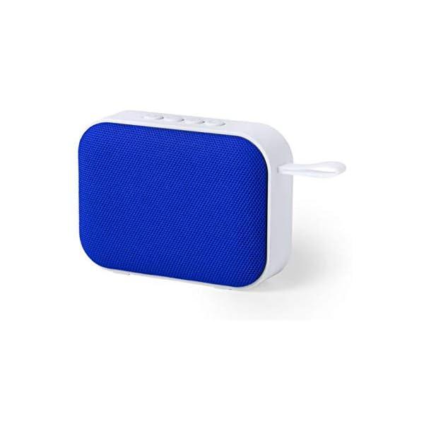 BigBuy Tech 146413 Enceinte Bluetooth 3 W 5